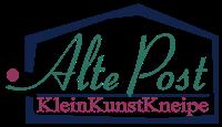 Logo der Kleinkunstkneipe