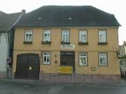 Frontalaufnahme der Alten Post in Brensbach